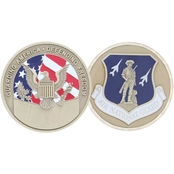 Challenge Coin Air National Guard Coin