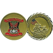 Challenge Coin Quantico Weapons Training Battalion Coin