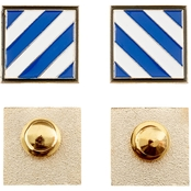 Challenge Coin 3rd ID Lapel Pin Set