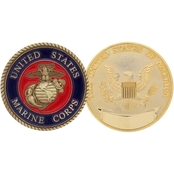 Challenge Coin United States Marine Corps 90 Coin
