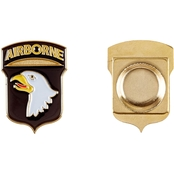 Challenge Coin 101st Airborne Division Strong Magnet