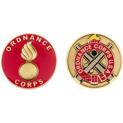 Challenge Coin Ordnance Coin