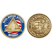 Challenge Coin National Naval Medical Center Coin