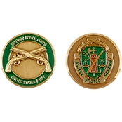 Challenge Coin MP Corps Coin