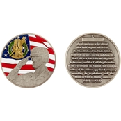 Challenge Coin Army Recruiter Coin