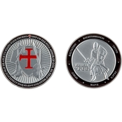 Challenge Coin Armor of God Coin