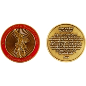 Challenge Coin Saint Michael Coin