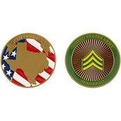 Challenge Coin Ft. Hood Sergeant