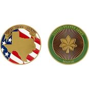Challenge Coin Ft. Hood Major Coin
