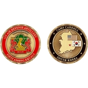 Challenge Coin Camp Carroll 1st Air Defense Artillery Coin