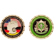 Challenge Coin Vilseck 2nd Cavalry Germany Coin