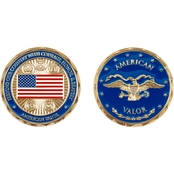 Challenge Coin American Valor Coin