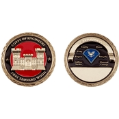 Challenge Coin Fort Leonard Wood Engineer Specialist Coin
