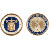 Challenge Coin US Army War College Stars Coin
