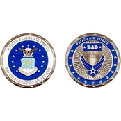 Challenge Coin Proud Air Force Dad Coin