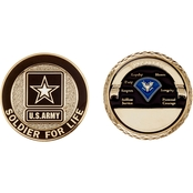 Challenge Coin Army Rank Specialist Coin