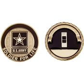 Challenge Coin Army Rank Chief Warrant Officer 2 Coin