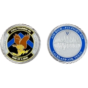 Challenge Coin Lackland 319th Training Squad Coin