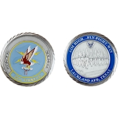 Challenge Coin Lackland 320th Training Squad Coin