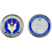 Challenge Coin Lackland 321st Training Squad Coin