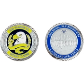 Challenge Coin Lackland 322nd Training Squad Coin