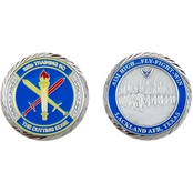 Challenge Coin Lackland 323rd Training Squad Coin
