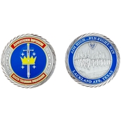 Challenge Coin Lackland 324th Training Squad Coin