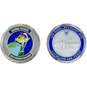 Challenge Coin Lackland 326th Training Squad Coin