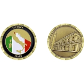 Challenge Coin Vicenza Coin