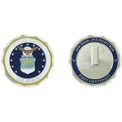 Challenge Coin U.S.A.F. First Lieutenant Rank Coin
