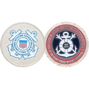 Challenge Coin Coast Guard Niagara Coin