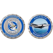 Challenge Coin MC VMFAT-501 J-35 Program Coin