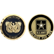 Challenge Coin Ft. Rucker Warrant Officer Coin