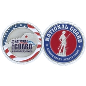 Challenge Coin Boone National Guard Coin