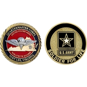 Challenge Coin Fort Lee Rigger Coin
