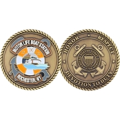 Challenge Coin Coast Guard Rochester New York Coin