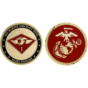 Challenge Coin 1st Marine Aircraft Wing Coin