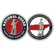 Challenge Coin Smyrna National Guard Coin