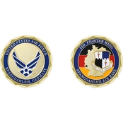 Challenge Coin Spangdahlem 52d Fighter Wing Coin