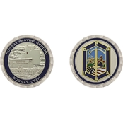 Challenge Coin Dugway Proving Ground Coin