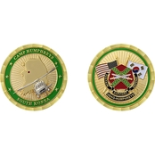 Challenge Coin Camp Humphreys USAG Coin