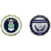 Challenge Coin U.S.A.F. Proud Grandfather Coin