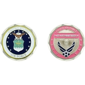 Challenge Coin U.S.A.F. Proud Grandmother Coin