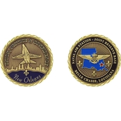 Challenge Coin NAS JRB New Orleans Coin