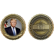 Challenge Coin Trump Inaugural Coin