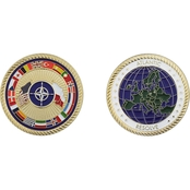 Challenge Coin Army Atlantic Resolve Europe Coin