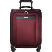 Briggs & Riley Transcend Wide Carry On Expandable Spinner