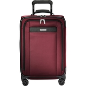 Briggs & Riley Transcend Tall Carry On Expandable Spinner