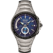 Seiko Men's Radio Sync Solar Coutura Watch SSG019