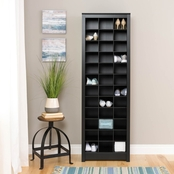 Prepac Space Saving Shoe Storage Cabinet
